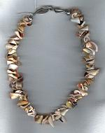 Natural Shell necklace PRL3145