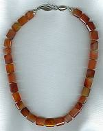 Natural Carnelian Necklace FAC1613