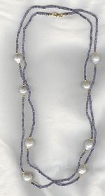 Freshwater pearl necklace PRL3245