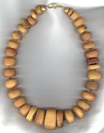 Amber necklace CC6227