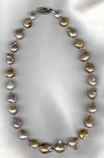 Freshwater pearl necklace PRL3220