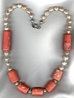Freshwater pearl necklace PRL3222